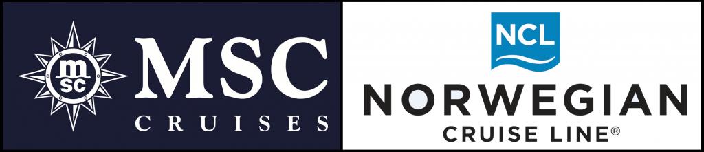 msc ncl logos