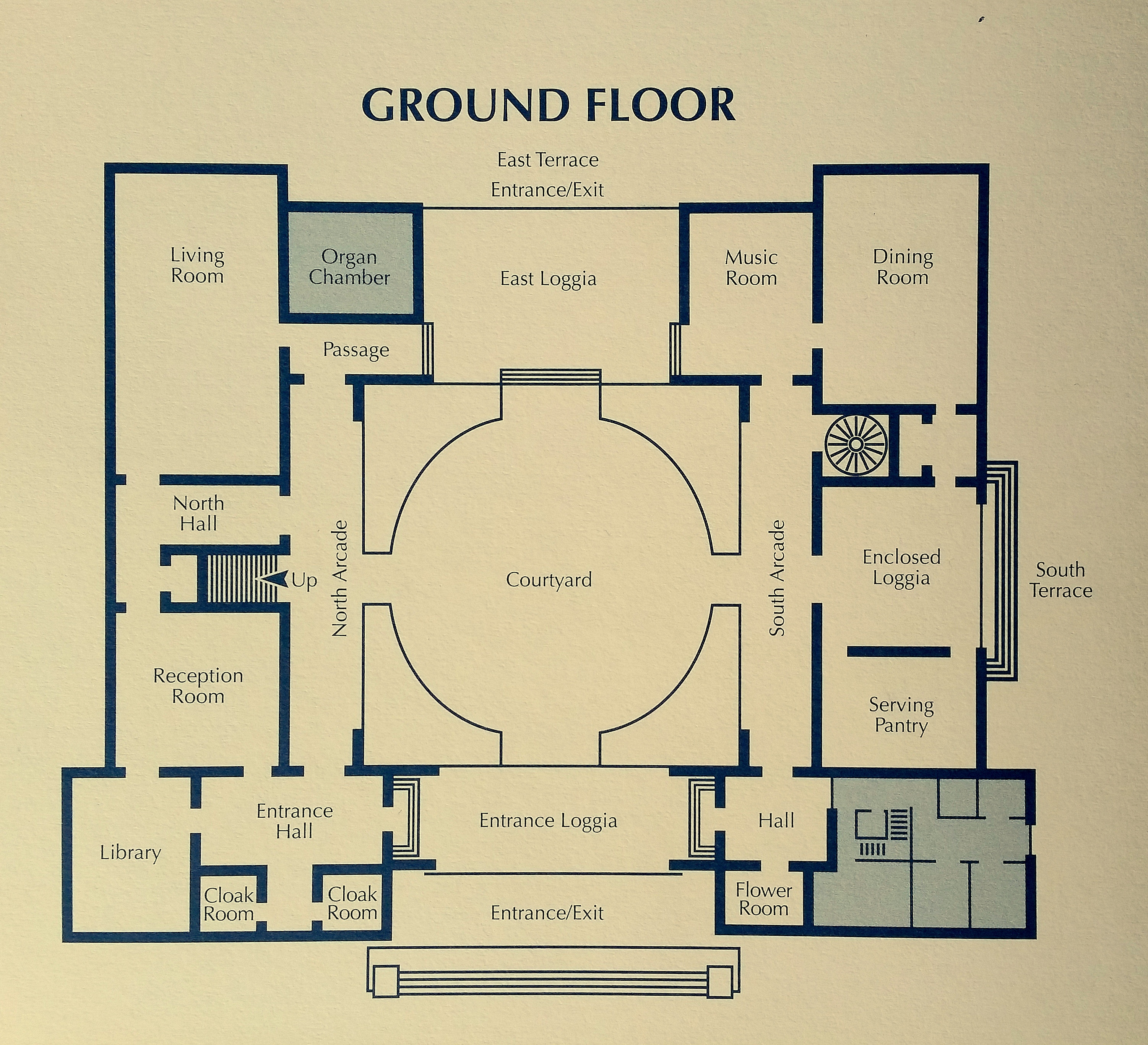 28 miami vizcaya mansion floor plan one thousand for Miami mansion floor plans