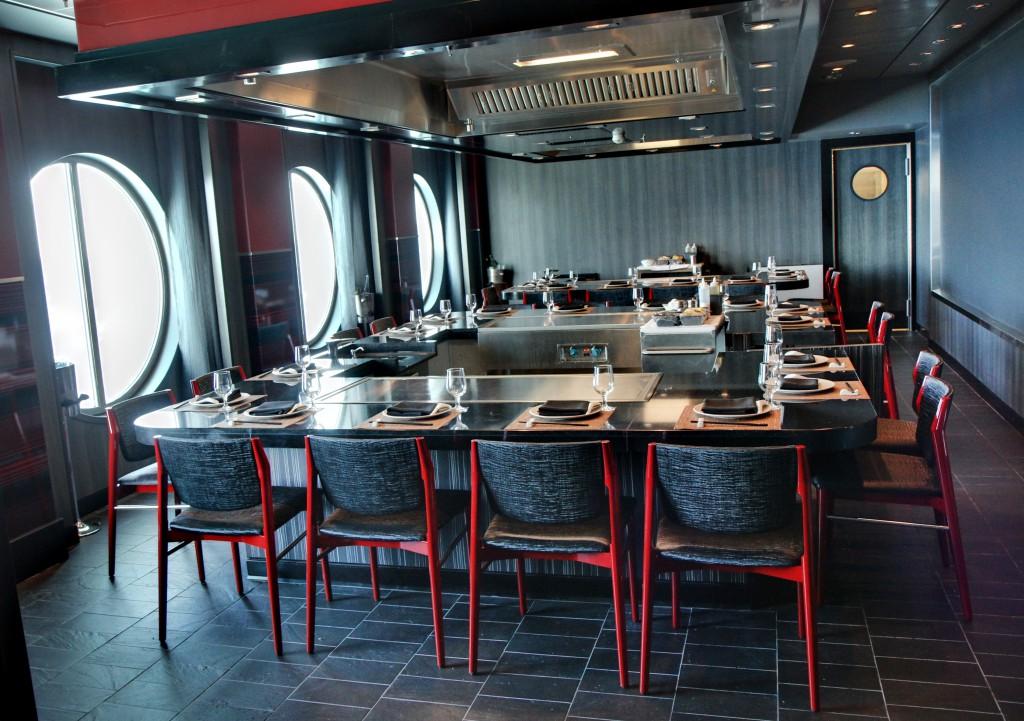Izumi Hibachi & Sushi interior2