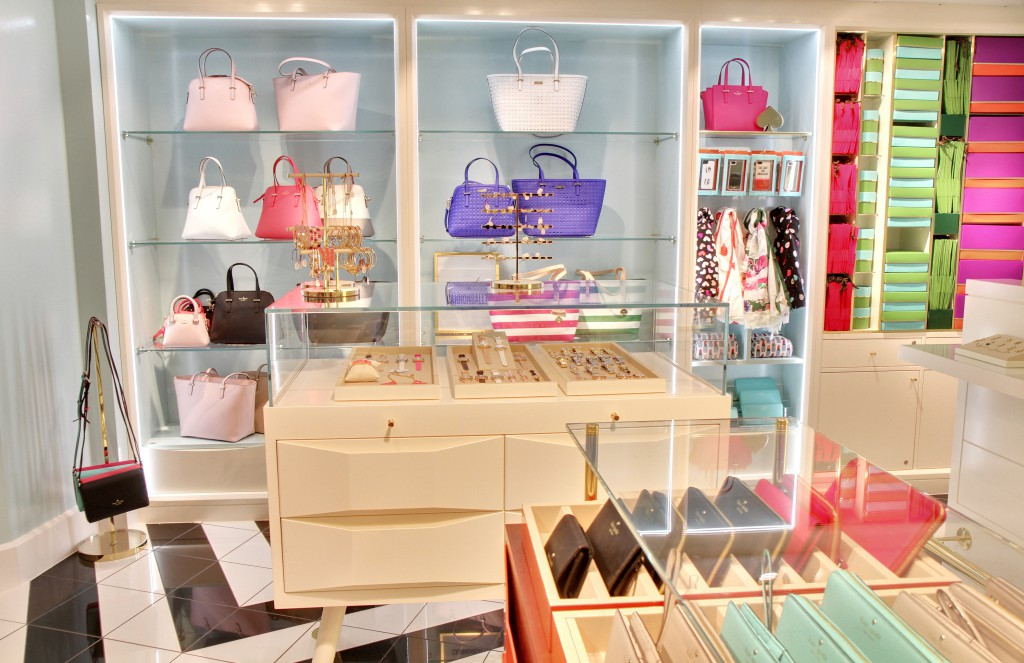 Kate Spade New York boutique