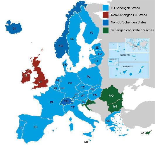 map schengen