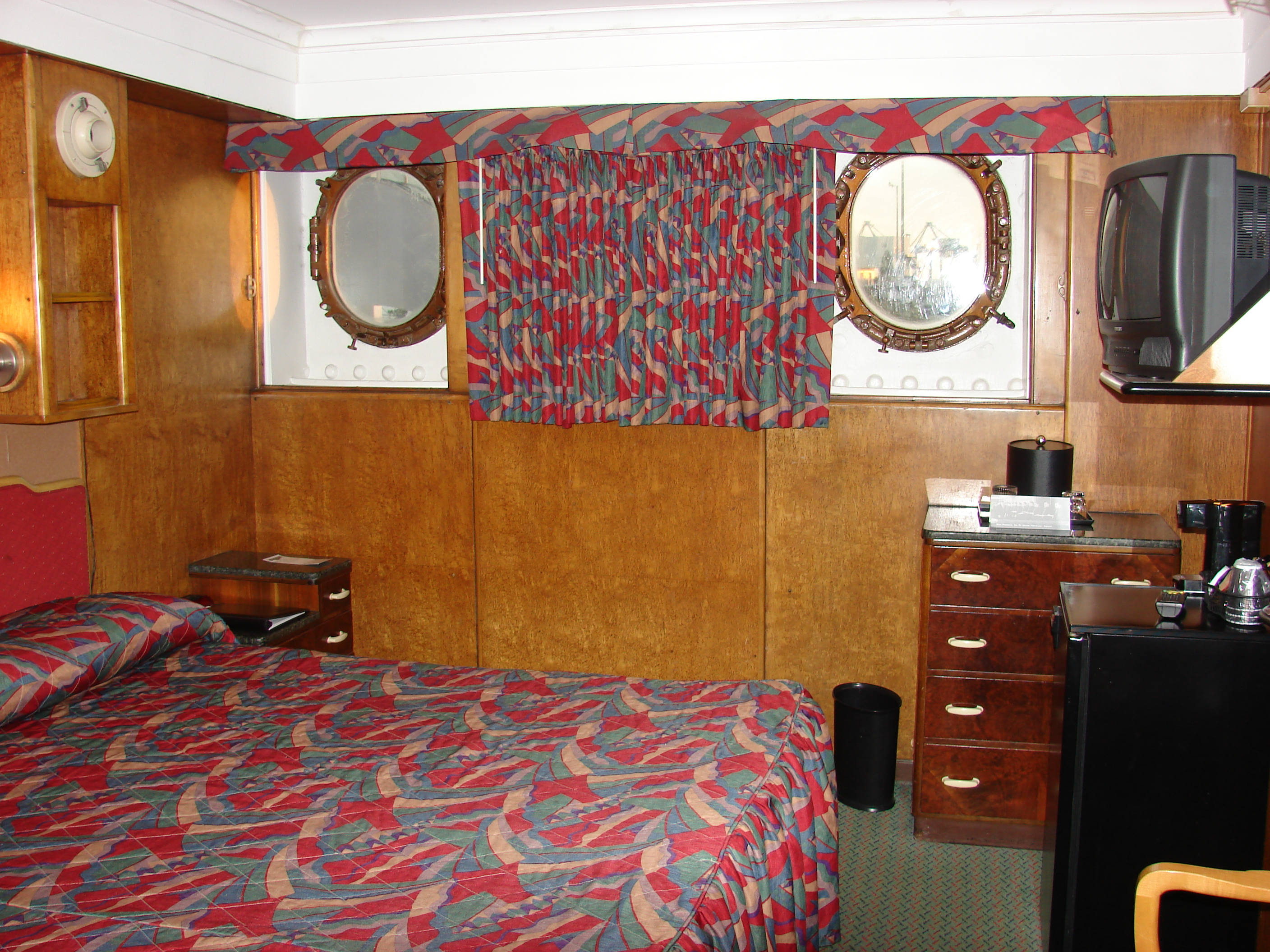 Queen Mary Cruise To Travel