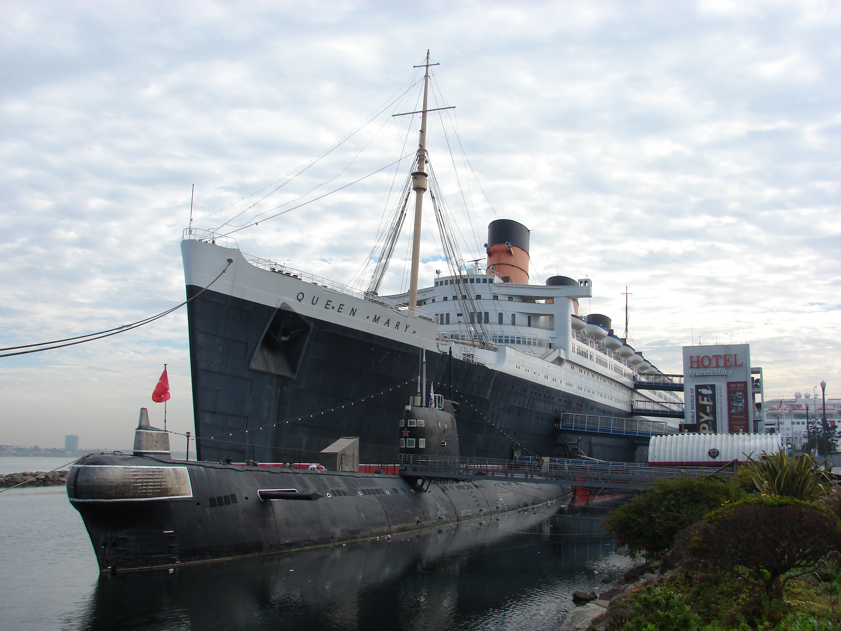Queen Mary History Preserved Cruisetotravel