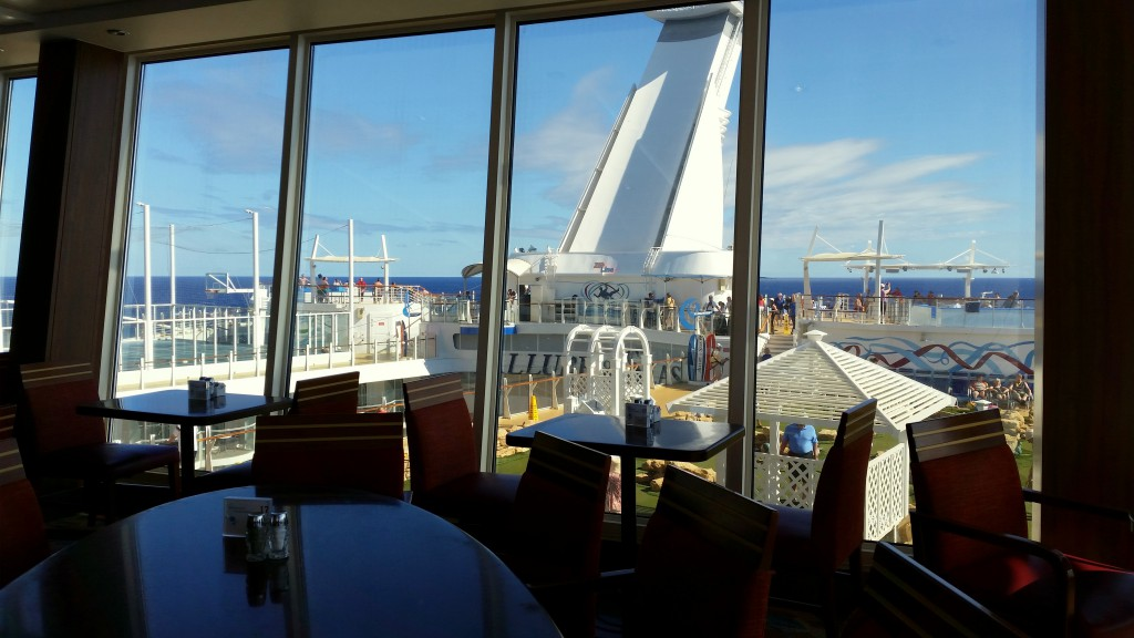 Restaurant Crawl Onboard Allure Of The Seas Cruise To Travel