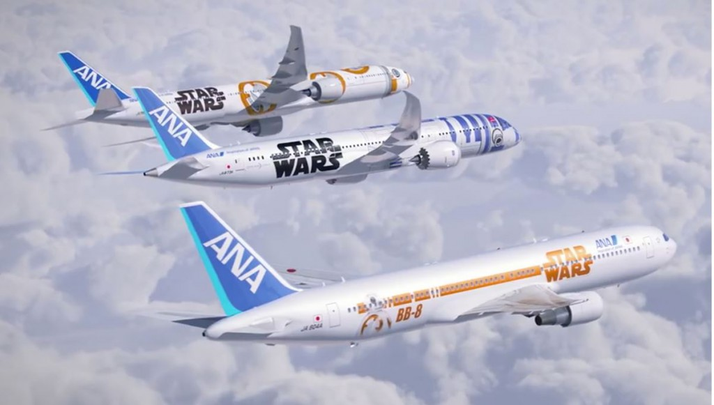 star wars ana planes