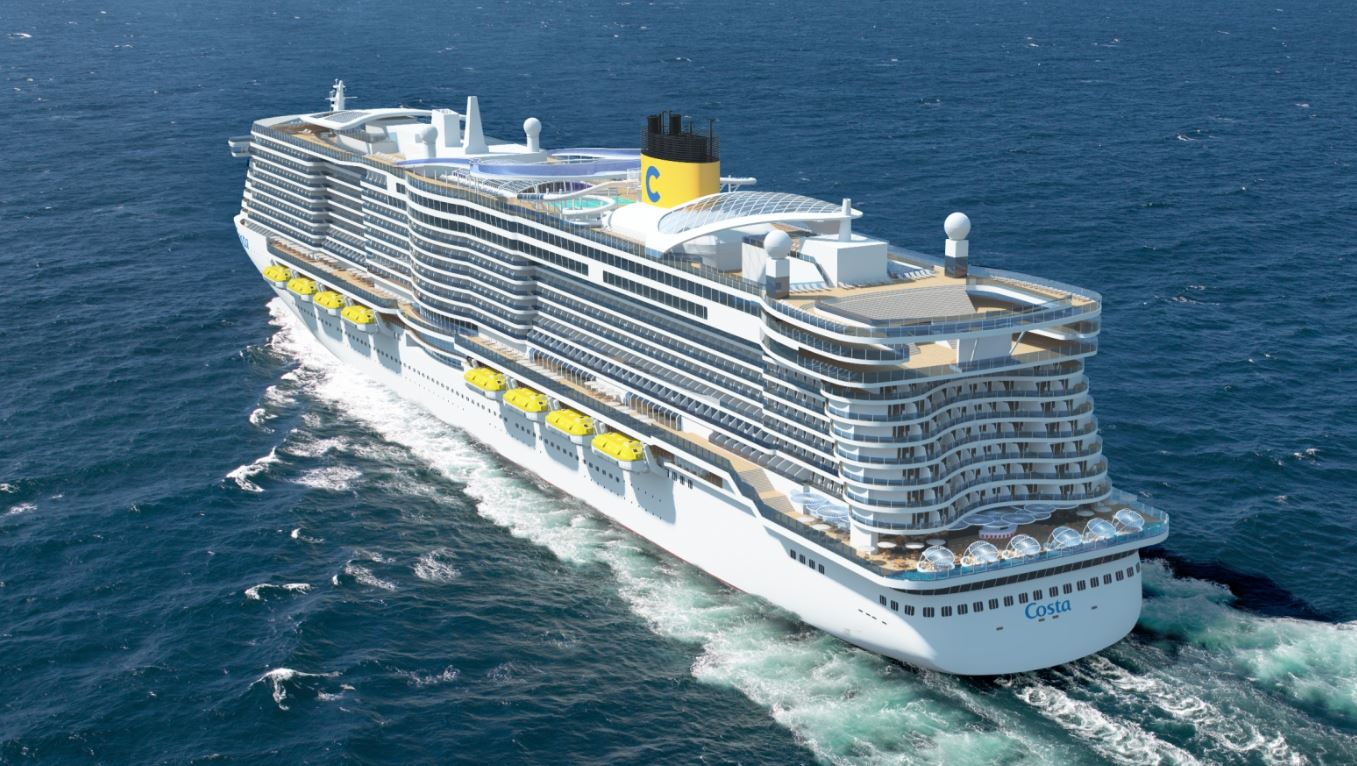 Cruise ship size: the ocean is the limit – CruiseToTravel