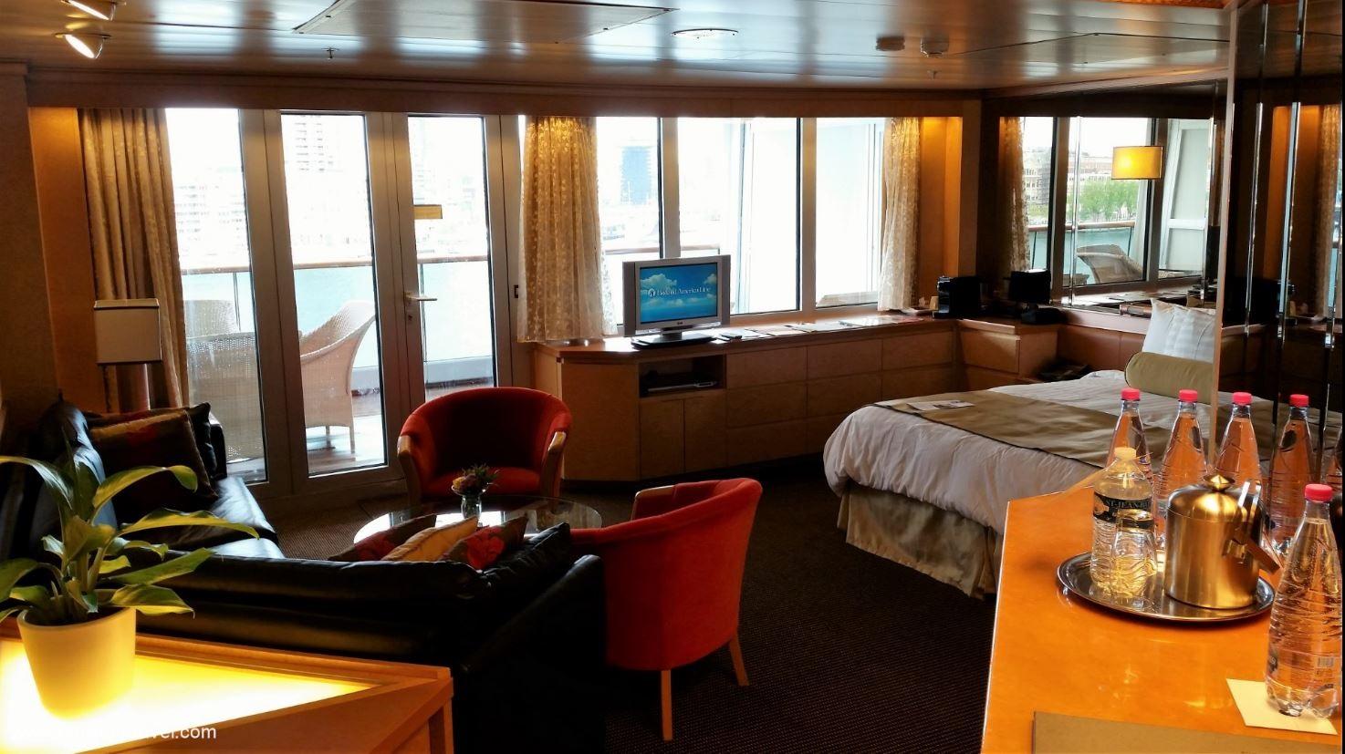 Ms Rotterdam A Visit Cruisetotravel