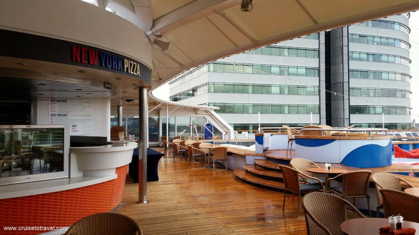 MS Rotterdam A Visit CruiseToTravel - Ms rotterdam