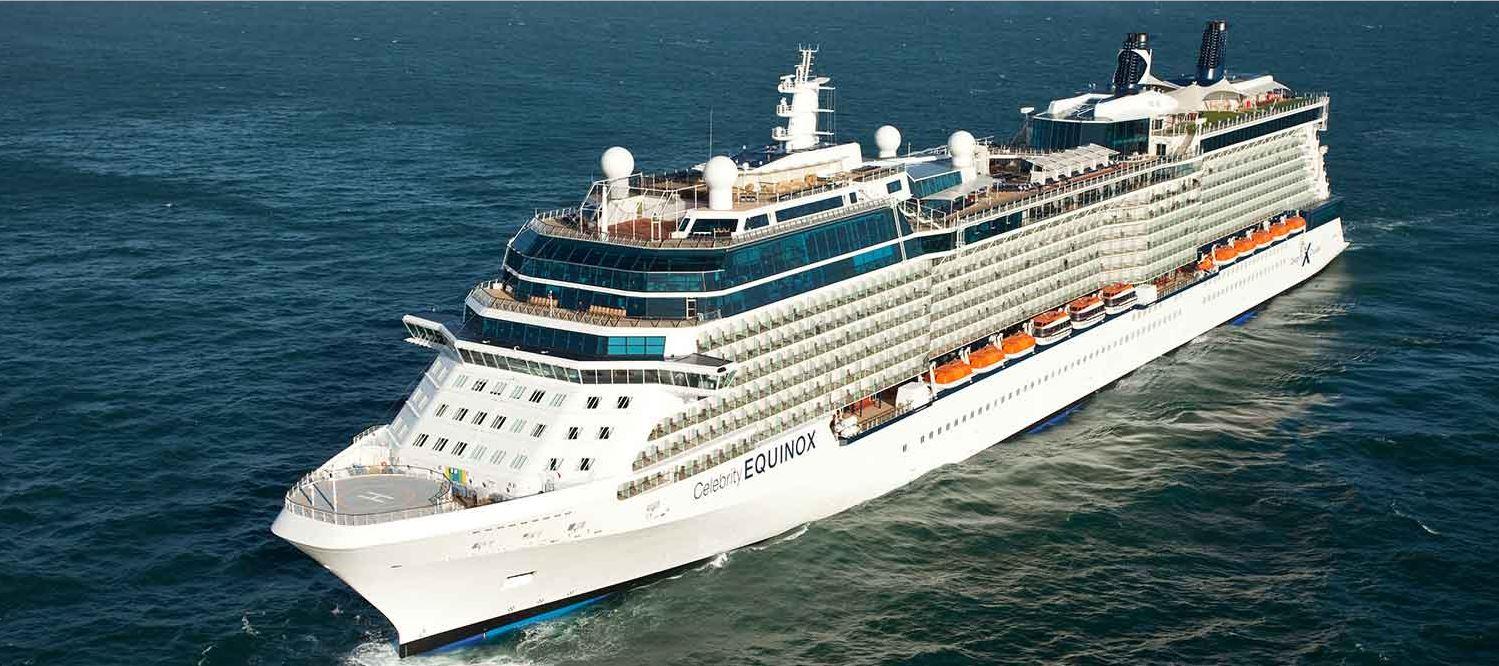 Cruise Rewards > Celebrity Cruises - Celebrity Equinox ...