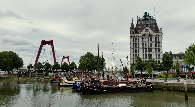 rotterdam old port