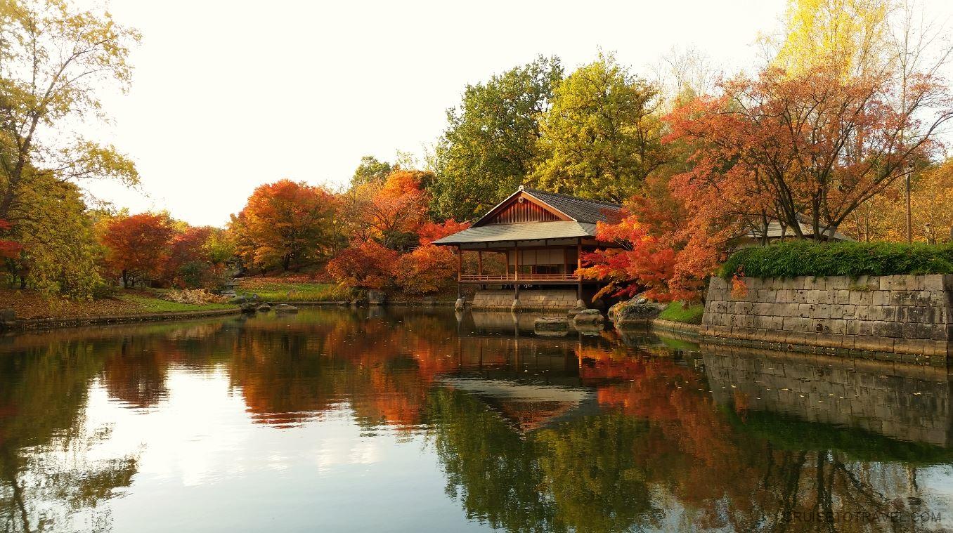 A Japanese garden in Belgium – CruiseToTravel