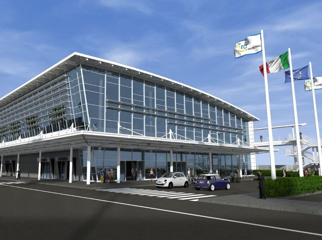 A new gateway to rome cruisetotravel - Port of civitavecchia cruise terminal ...