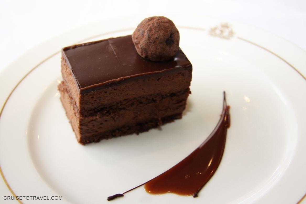 Cake Walk Chocolate Truffle