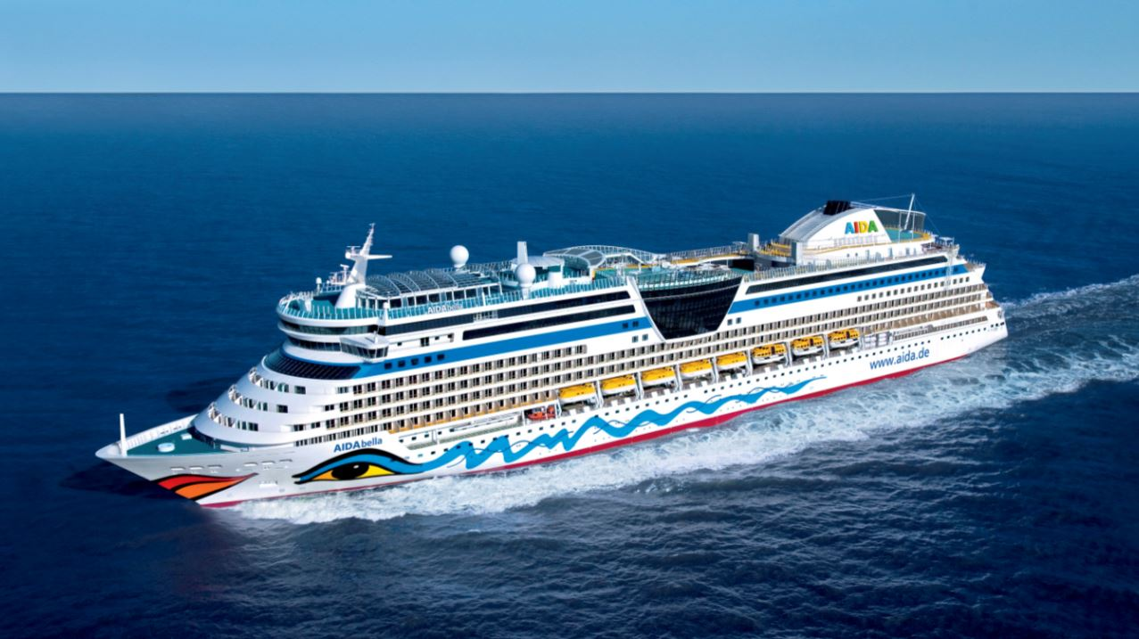 AIDAperla arriving two months early – CruiseToTravel