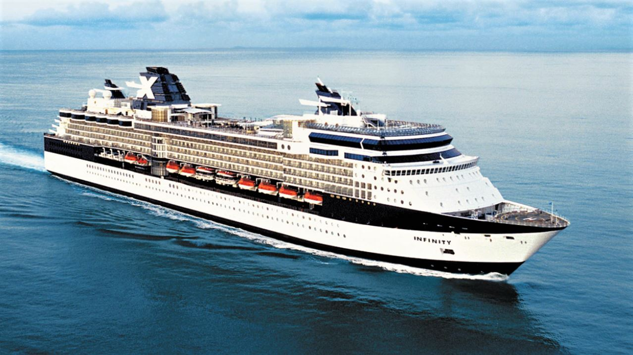 Celebrity infinity vacations to go