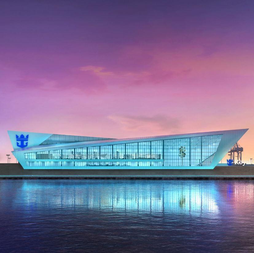 Miami Cruise Terminal: Royal Caribbean Breaks Ground For Crown Of Miami