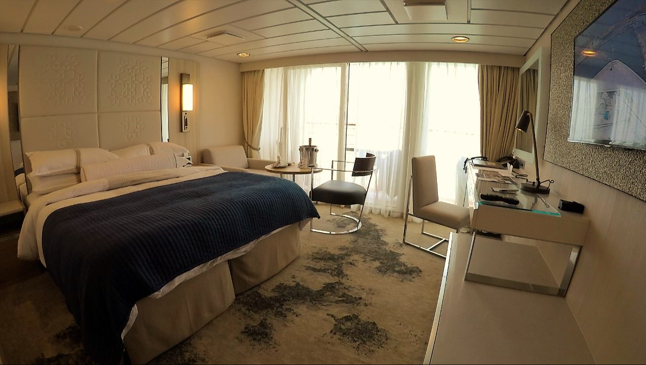A Private Look Inside The Staterooms Onboard Azamara Quest