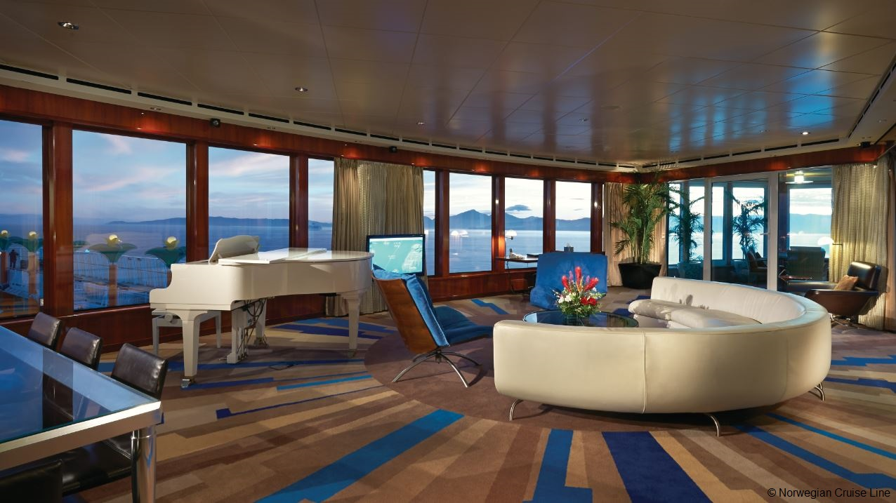 The Luxurious World Of The Haven By Norwegian Cruisetotravel