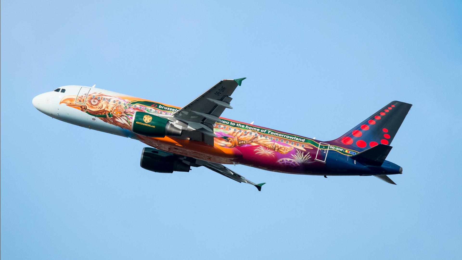 Design your own aircraft, Brussels Airlines opens competition to