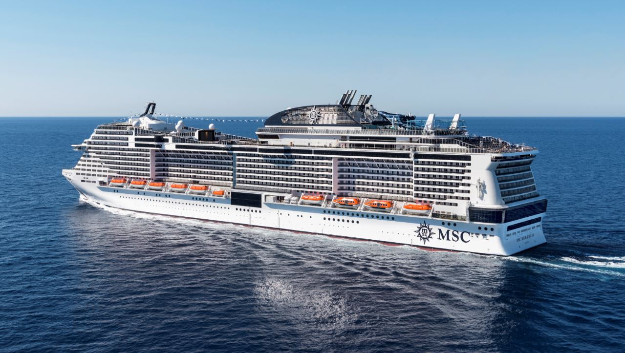 a look at the new cruise ships for 2018 cruise to travel
