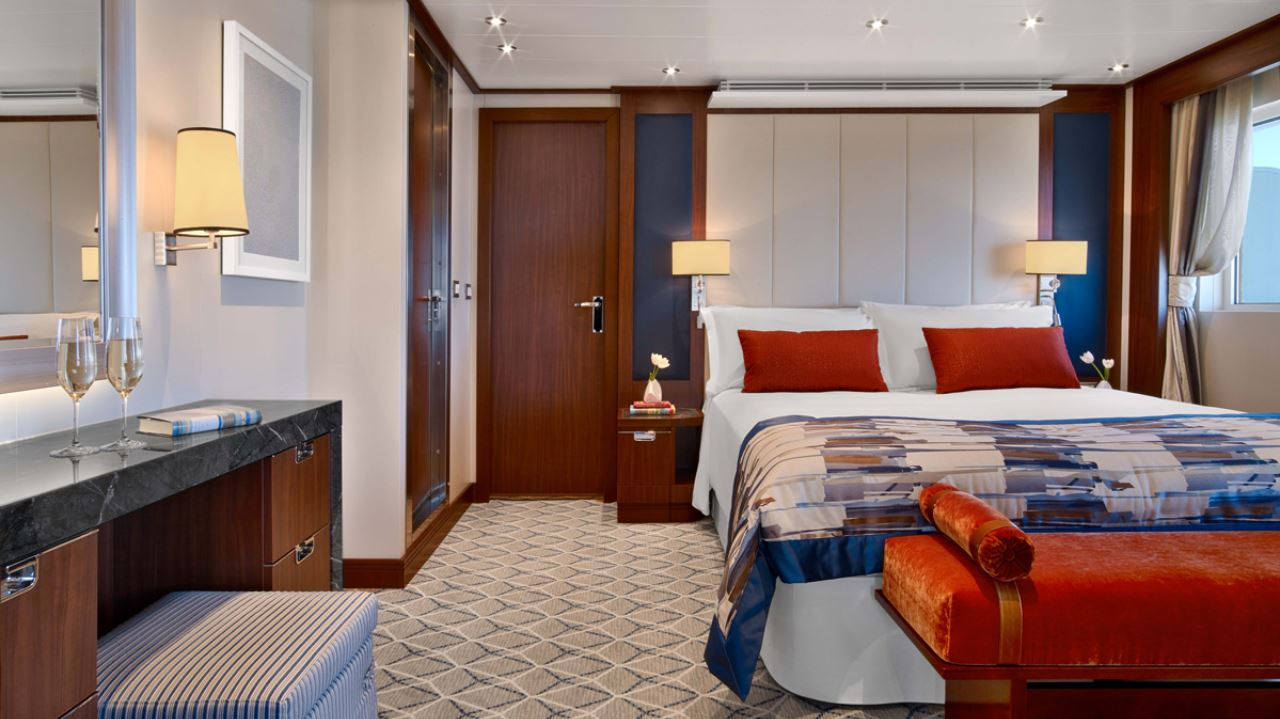 Welcome Home Onboard Seabourn Ovation Cruisetotravel