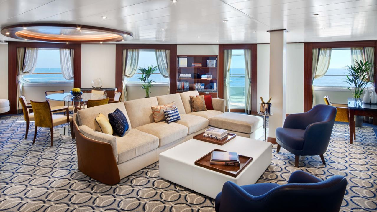 Welcome Home Onboard Seabourn Ovation Cruise To Travel