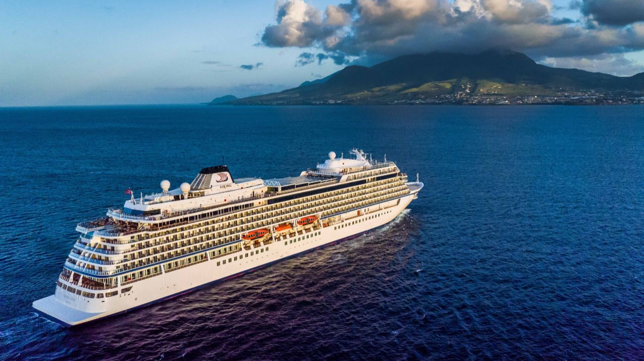 Viking Sun The First Viking Ocean Ship To Visit Los Angeles - Cruise ships los angeles