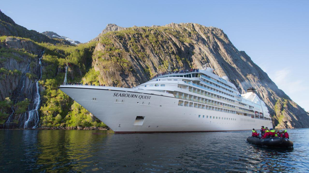 luxe cruise middellandse zee
