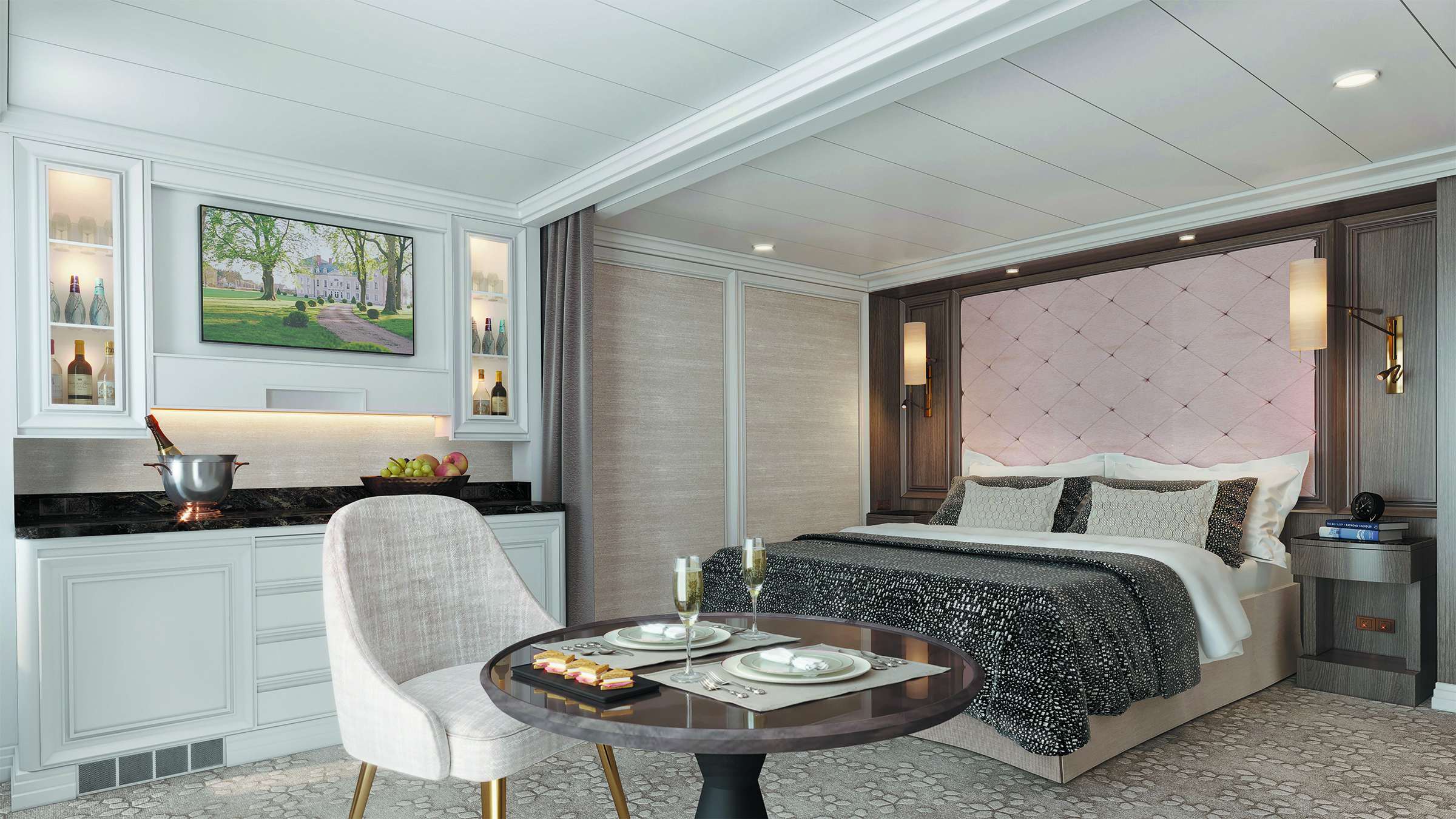 Regent Seven Seas Cruises Reveals The Suite Life On Board