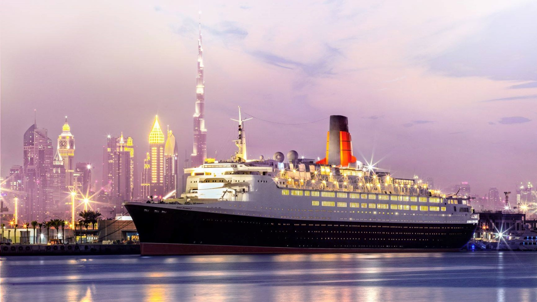 Welcome Aboard The Queen Elizabeth 2 Hotel Cruisetotravel