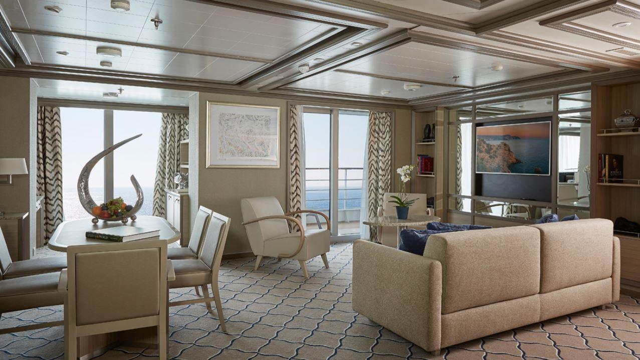 Silversea Cruise To Travel
