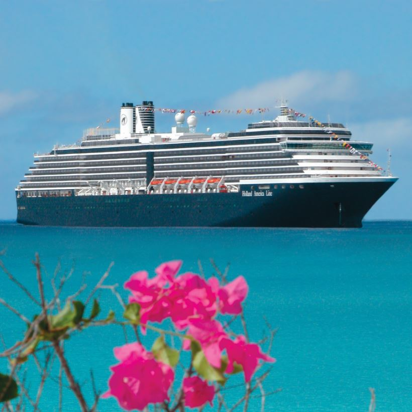 Soak Up The Caribbean Sun With Holland America Line