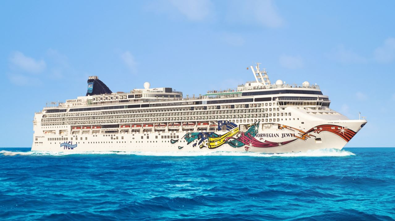 Norwegian Jewel Completes Bow To Stern Renovation Cruise To Travel