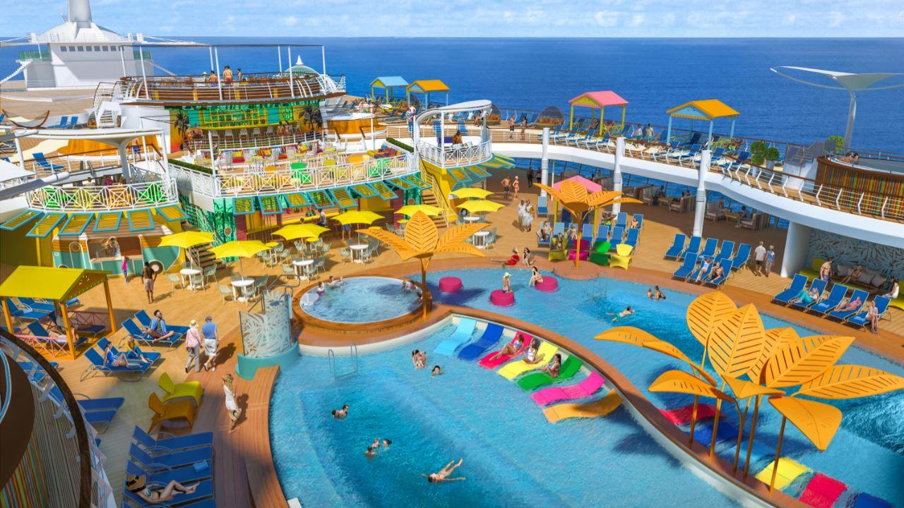 Royal Caribbean Navigator Of The Seas Deck Plans