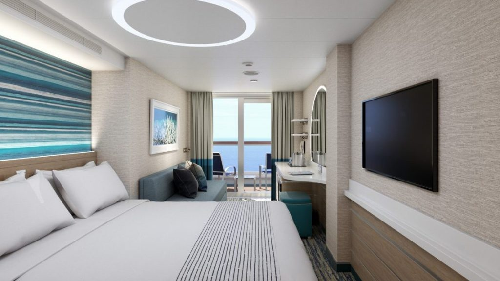 A Look At The Staterooms Onboard Carnival Cruise Line S