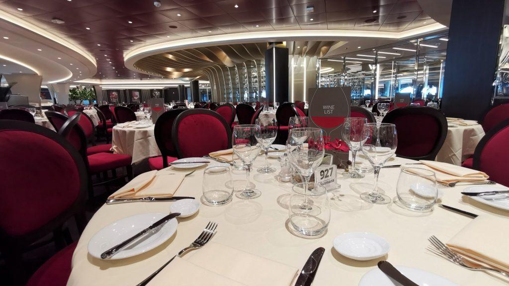 Dinner is served! A guide to the restaurants on board MSC Bellissima