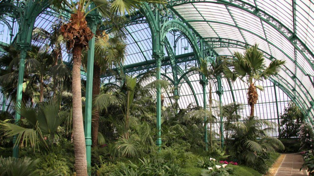 The Royal Greenhouses of Laeken | CRUISE TO TRAVEL