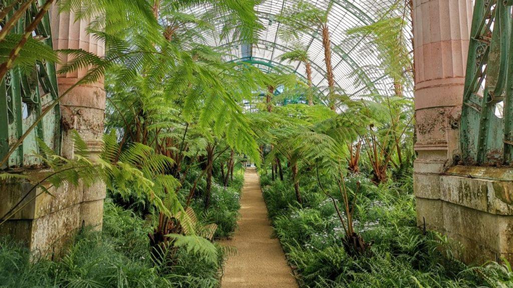 The Royal Greenhouses of Laeken   CRUISE TO TRAVEL