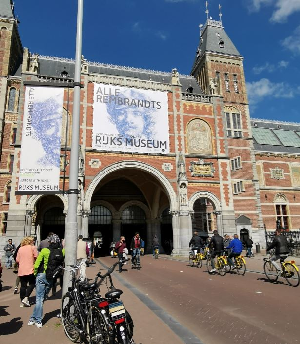 Art Nouveau In Het Rijksmuseum.Museum Cruise To Travel
