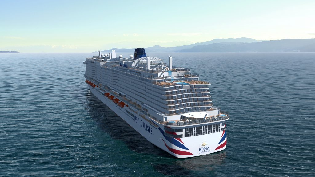 P&O Cruises brings the ultimate family holiday onboard Iona