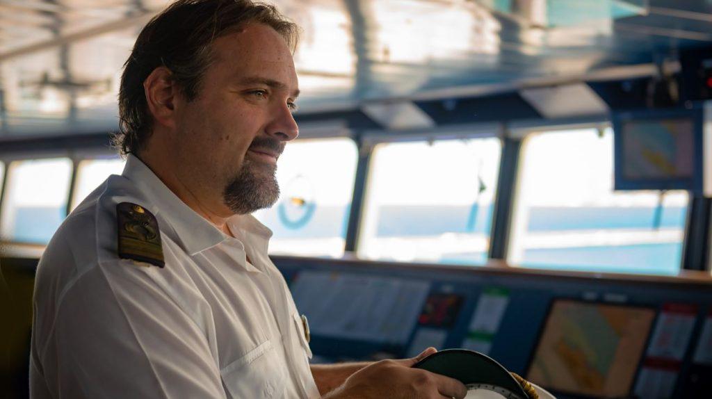 Meet the Captain and Senior Staff on board MSC Grandiosa