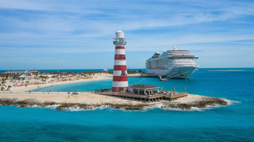 MSC Cruises welcomes first guests to private island in The Bahamas