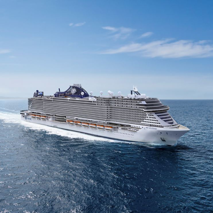 MSC Cruises looks to 2021 with two new ships in Europe