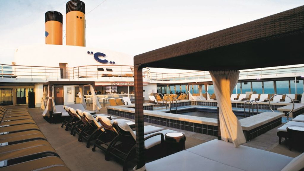 Costa Neoromantica Gets New Lease On Life With Celestyal Cruises Cruise To Travel