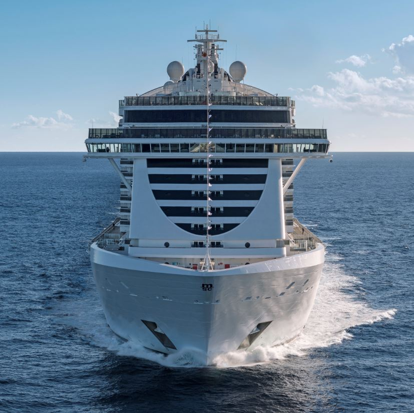 Cruises From Miami >> MSC Cruises names MSC Seaside at star-studded ceremony ...