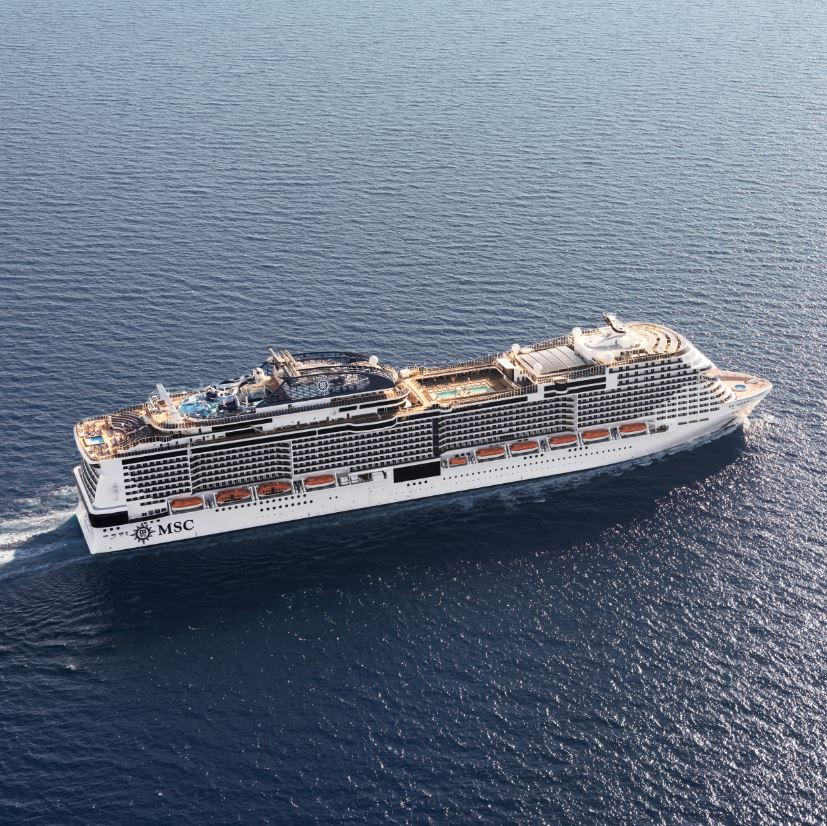 Msc Bellissima To Be Christened In The Uk Cruisetotravel