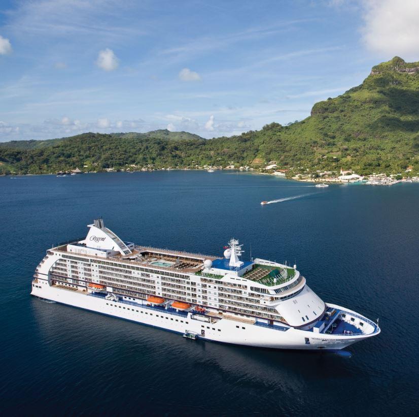 Wie werken er allemaal aan boord van cruise schepen