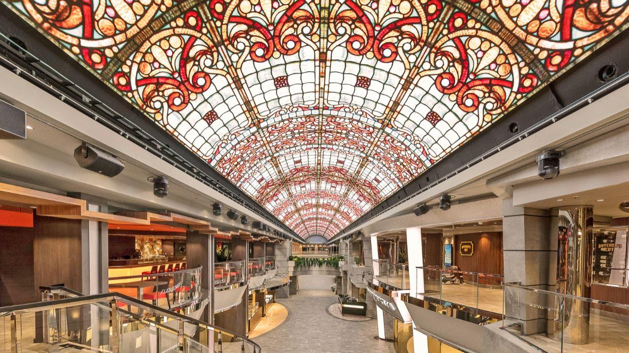 MSC Grandiosa, Italian magnificence and grandeur – CRUISE ...