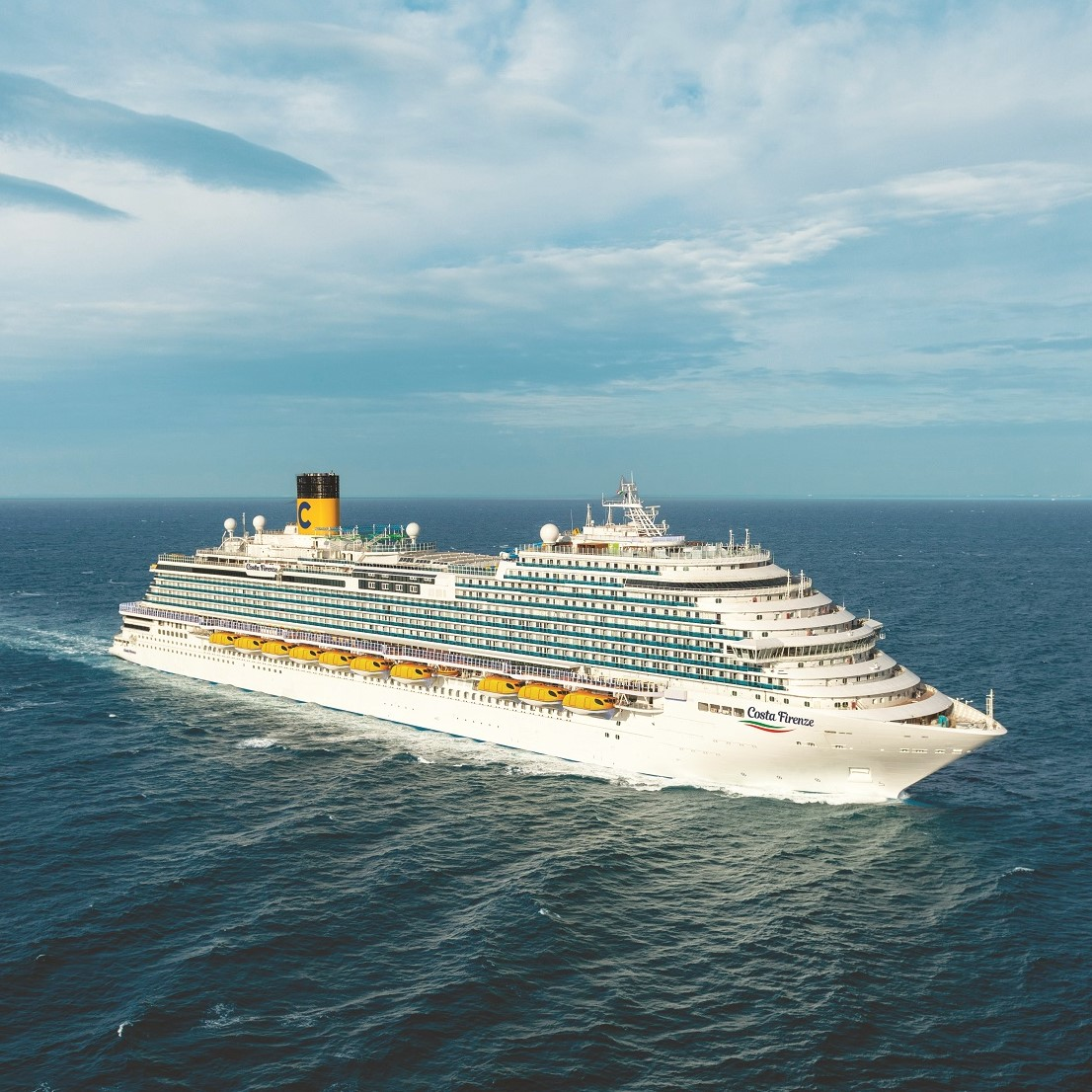 Costa Cruises Is Bringing Firenze To China Cruise To Travel
