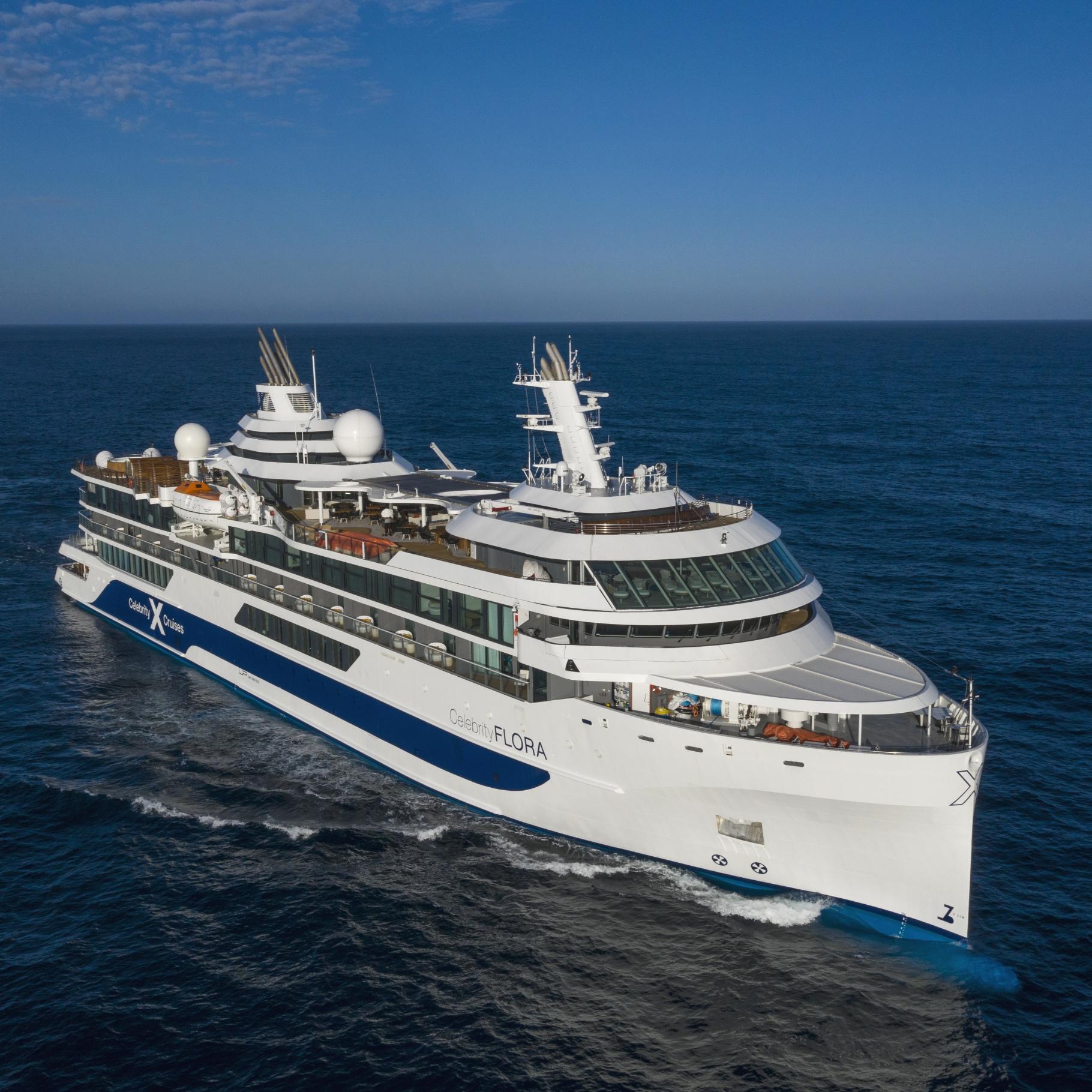 Celebrity Flora Blending Intimate Luxury With Sustainability Cruise To Travel
